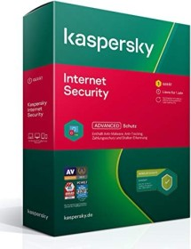 Kaspersky Lab Internet Security 2020 + Android Security, 1 User, 1 Jahr, PKC (deutsch) (Multi-Device) (KL1939G5AFS-20KISA)