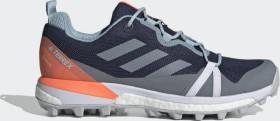 adidas Terrex Skychaser LT GTX tech indigo/grey three/signal coral (Damen) (EF3352)