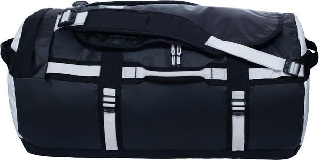 The North Face Base Camp Duffel M black white starting from £ 93.95 ... 266e06013c