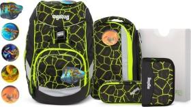 Ergobag pack DrachenfliegBär school backpack set 6-piece. (ERG-SET-001-9Y1)