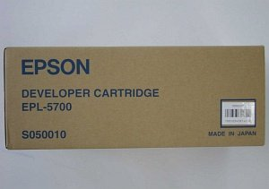 Epson Toner S050010 incl. Developer Unit black (C13S050010)