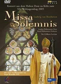 Ludwig van Beethoven - Missa Solemnis (DVD)