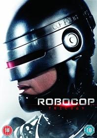 Robocop Box (Filme 1-3)