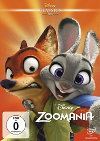 Zoomania - Ganz schön ausgefuchst! (DVD)