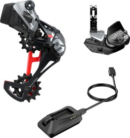 SRAM X01 Eagle AXS Upgrade-Kit rot (00.7918.099.001)