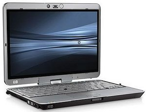 HP EliteBook 2740p, Core i5-540M, 4GB RAM, 160GB SSD, 802.11abg (WK299EA)