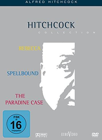 Hitchcock Collection (Rebecca/Berüchtigt/Der Fall Paradine) -- via Amazon Partnerprogramm