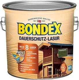 Bondex Dauerschutz-Lasur Holzschutzmittel tannengrün, 2.5l (329909)