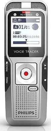 Philips Voice Tracer DVT3500 digital voice recorder (DVT3500/00)