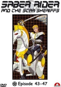 Saber Rider and the Star Sheriffs Vol. 9