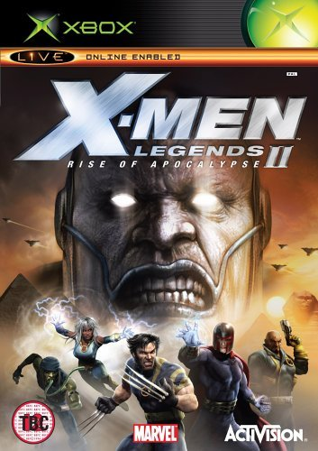 X-Men Legends (deutsch) (Xbox) -- via Amazon Partnerprogramm