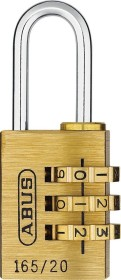ABUS 165/20, Combination lock (20359)