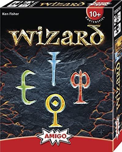 für 3-6 Spieler Kombinationsspiel AMIGO 6900 Wizard ab 10 Jahren