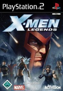 X-Men Legends (German) (PS2)