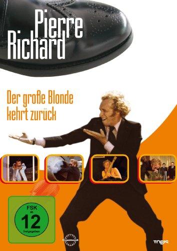 Der große Blonde kehrt zurück -- via Amazon Partnerprogramm