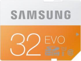 Samsung EVO R48 SDHC 32GB, UHS-I, Class 10 (MB-SP32D/EU)