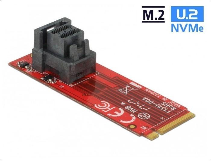 DeLOCK adapter M.2 Key M > SFF-8643 NVMe (63339)