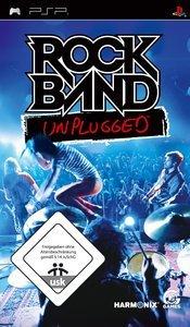 Rock Band Unplugged (deutsch) (PSP)