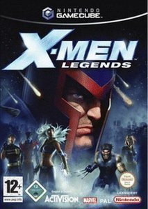 X-Men Legends (deutsch) (GC)