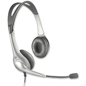 Logitech Headset Stereo 20 USB PC (980125-0914)