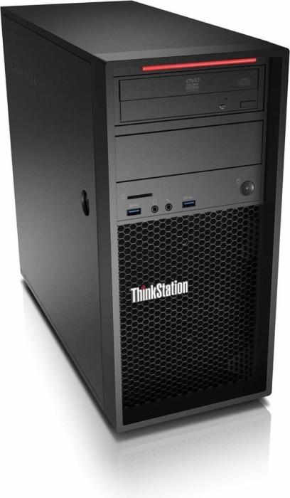 Lenovo ThinkStation P320, Xeon E3-1270 v6, 16GB RAM, 256GB SSD (30BH006LGE)