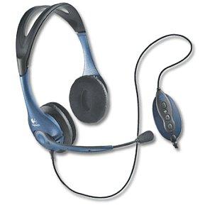 Logitech headset Premium stereo 30 USB PC (980130-0914)