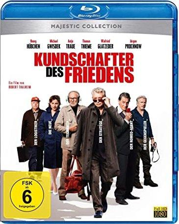 Eine offene Rechnung (Blu-ray) -- via Amazon Partnerprogramm