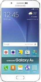 Samsung Galaxy A8 Duos A800F/DS weiß