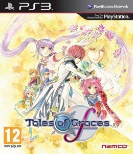 Tales of Graces F (englisch) (PS3)