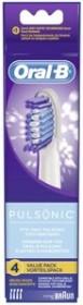 Oral-B Aufsteckbürsten Pulsonic, 4er-Pack (852544)