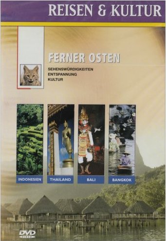 Reise: Ferner Osten -- via Amazon Partnerprogramm