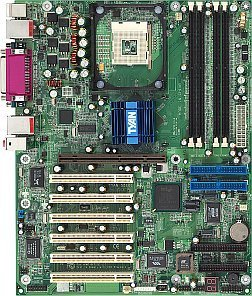 Tyan Trinity i875P (S5101AN) (dual PC-3200 DDR)