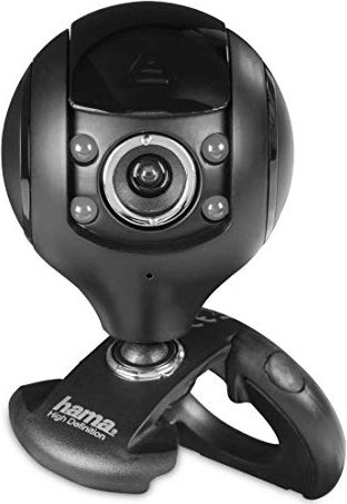 Hama HD-Webcam Spy Protect (53950) -- via Amazon Partnerprogramm