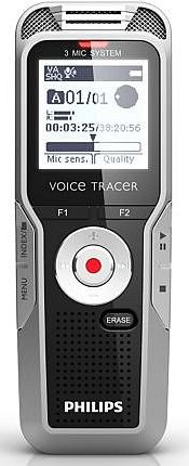 Philips Voice Tracer DVT5500 digital voice recorder (DVT5500/00)