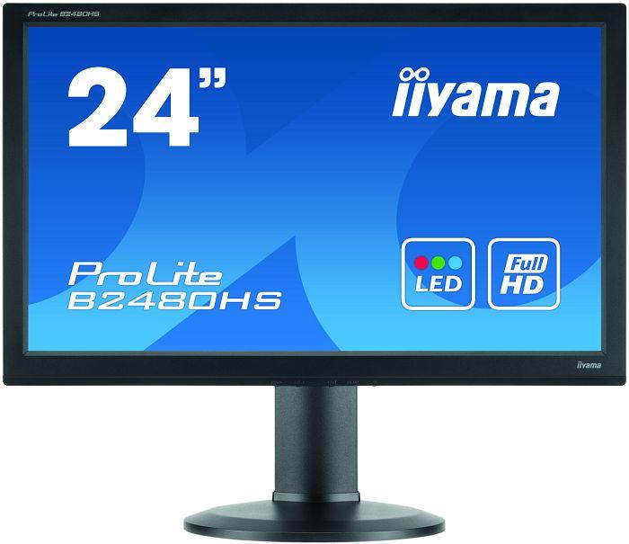 "iiyama ProLite B2480HS-B1, 23.6"""