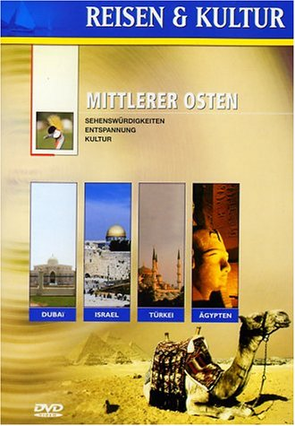 Reise: Mittlerer Osten -- via Amazon Partnerprogramm