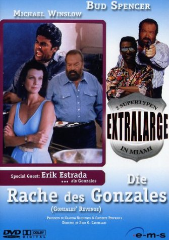 Die Rache des Gonzales -- via Amazon Partnerprogramm