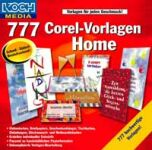 Ultraline: 777 Corel Vorlagen Home (PC)