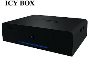 RaidSonic Icy Box IB-MP304S-B, USB 2.0 (25305)