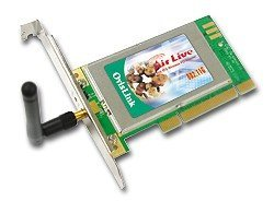 OvisLink AirLive 802.11g Wireless PCI Adapter (WL-5400PCI)