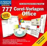 Ultraline: 777 Corel Vorlagen Office (PC)