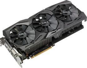 ASUS AREZ Strix Radeon RX 580 OC, AREZ-STRIX-RX580-O8G-GAMING, 8GB GDDR5, DVI, 2x HDMI, 2x DP (90YV0AK5-M0NA00)