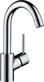 Hansgrohe Talis S 200 bathroom sink tap with swivel spout chrome (32070000)