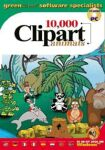Greenstreet: 10.000 Clipart Animals - with DVD-Rom (multi) (PC)