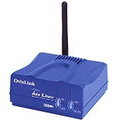 OvisLink AirLive Wireless 1-Port USB Print Server (WP-101U)