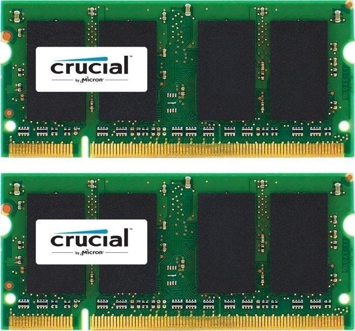 Crucial Memory for Mac SO-DIMM Kit 32GB, DDR3L-1866, CL13 (CT2K16G3S186DM/CT2C16G3S186DM)
