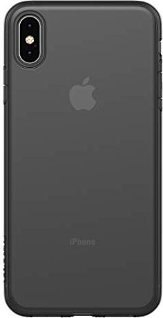 Incase Protective Clear Cover für Apple iPhone XS Max schwarz (INPH220553-BLK)