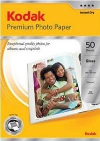 Kodak premium photo paper shiny A4, 240g/m², 50 sheets (3937737)