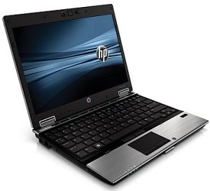 HP EliteBook 2540p, Core i7-640LM, 2GB RAM, 160GB, DVD+/-RW, Windows 7 Professional, 36 months warranty (WP884AW/WP885AW)