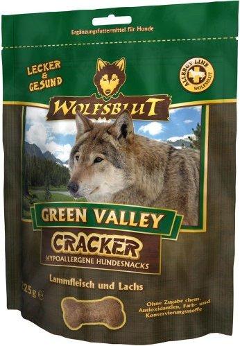 wolfsblut cracker green valley adult 225g heise online. Black Bedroom Furniture Sets. Home Design Ideas